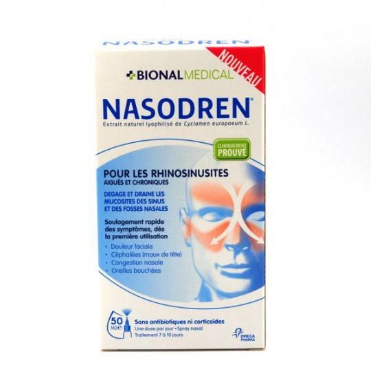 Nasodren bionalmedical 50mg