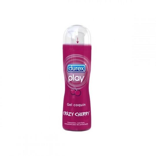 Durex Play Gel Cherry 50ml