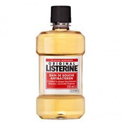 Listérine Original Bain de bouche anti bactérien 250 ml