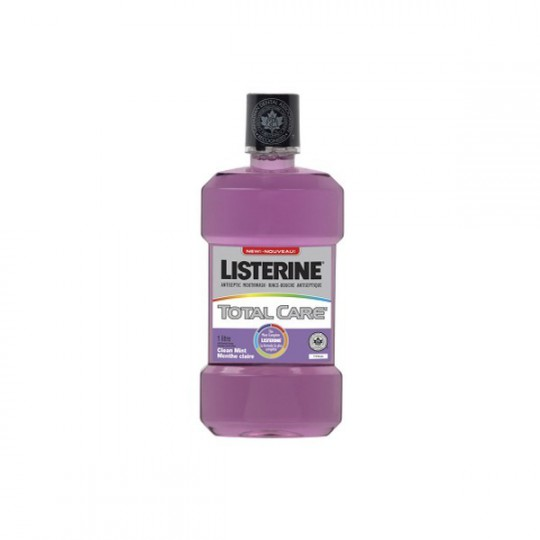 Listérine Total Care Bain de bouche 6 en 1 250ml