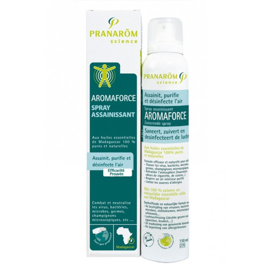 Pranarom Spray Assainissant 150ml