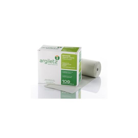 Argiletz Argile Verte Bande 5mX11cm2