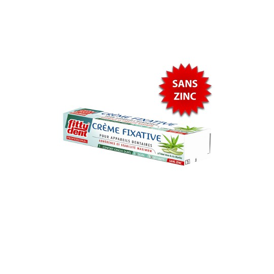 FittyDent Crème Fixative Professional 40g
