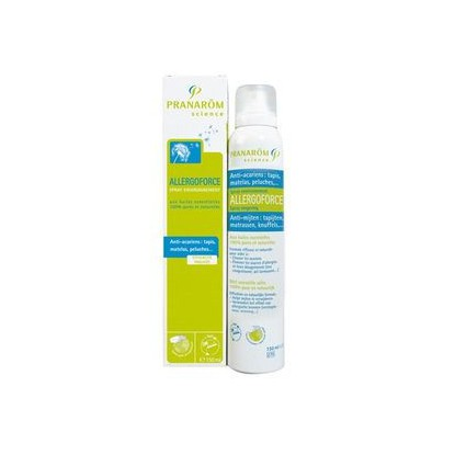 Pranarom Allergoforce Spray Acariens 150ml