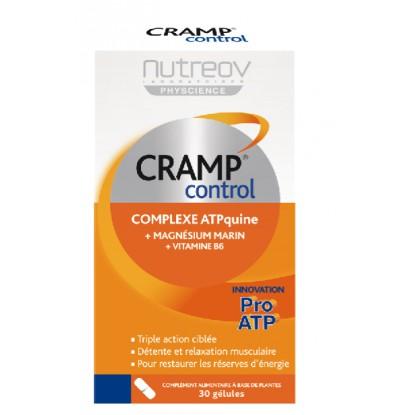 Physcience Cramp Control Boite de 30cp