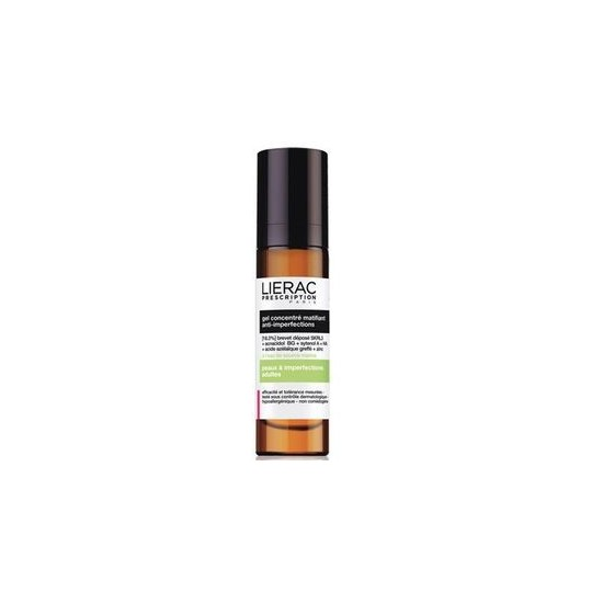 Lierac Prescription Imperfection Gel Concentré Matifiant 50ml