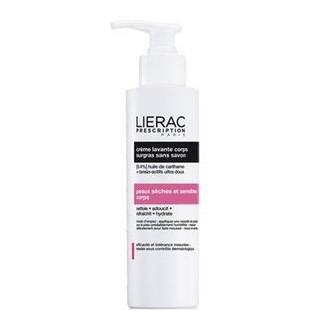 Lierac Prescription Peaux Séches Crème lavante 200ml
