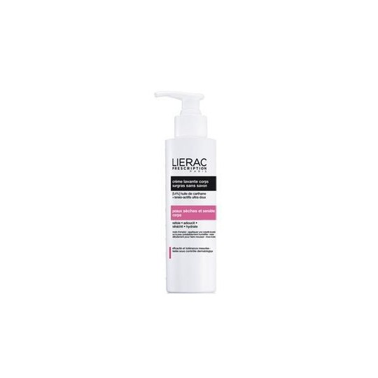Lierac Dry Skin Prescription Cleansing Cream 200ml