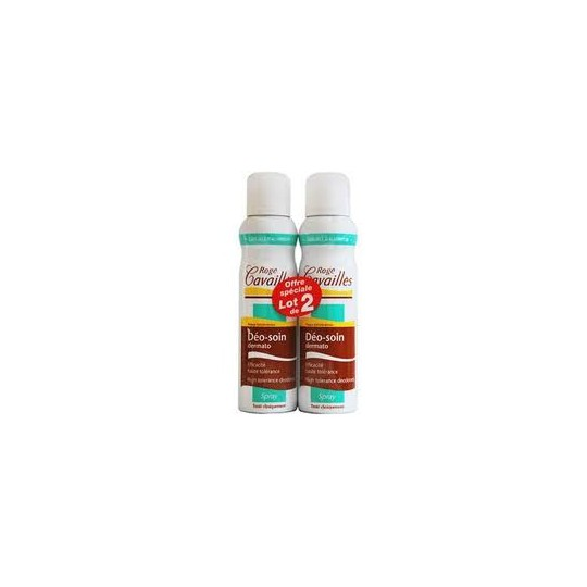 Rogé Cavaillès Déodorant Peaux Sensibles Spray Lot de 2 X 150ml