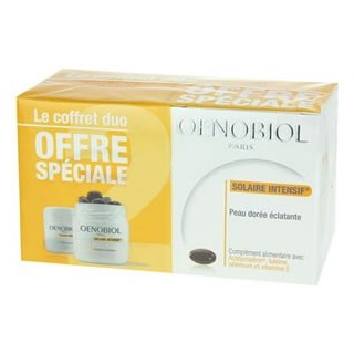 Oenobiol Coffret 2 X 30 Solaire Intensif Nutriprotection