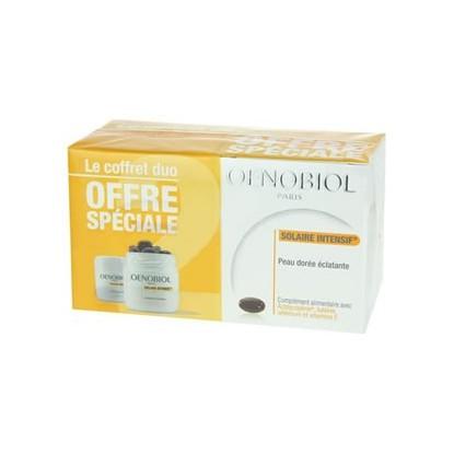 Oenobiol Coffret 2 X 30 Solaire Peau Dorée éclatante