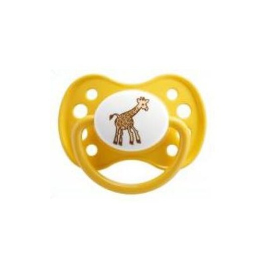 Dodie Sucette 0/6 Mois Silicone Animaux N°27