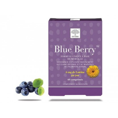 New Nordic Blue Berry 60Cp