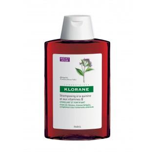 Klorane Shampooing stimulant et fortifiant à la quinine 400ml