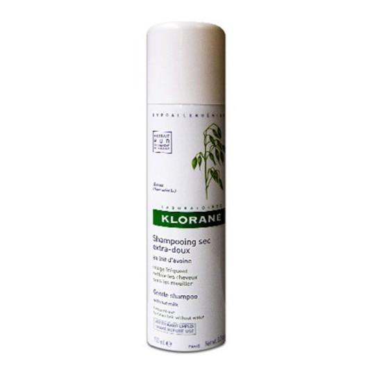 Klorane Oatmilk Dry Shampoo 150ml