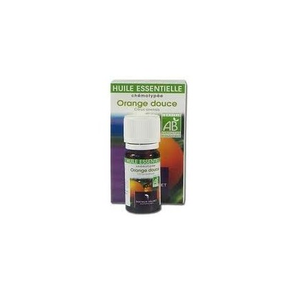orange douce huile essentielle bio valnet 10ml