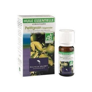 petit grain huile essentielle bio valnet 10ml