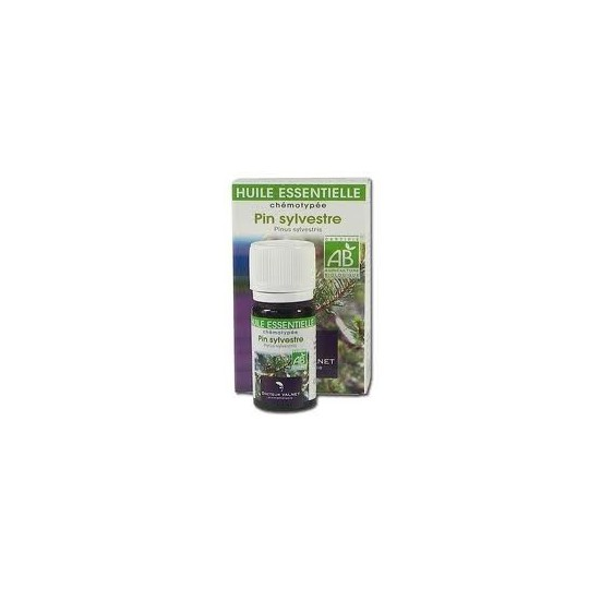 pin sylvestre huile essentielle bio valnet 10ml