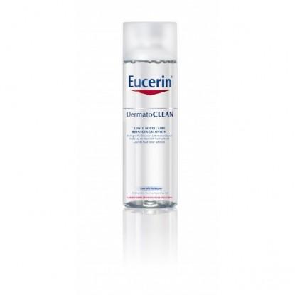 Eucerin Visage Dermato Clean Lotion Micellaire 3 en 1
