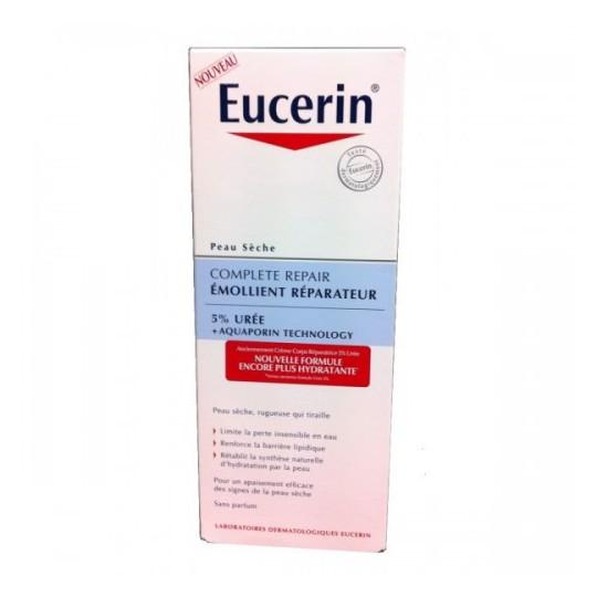 Eucerin Complete Repair Emollient Corps Réparateur 5% Urée