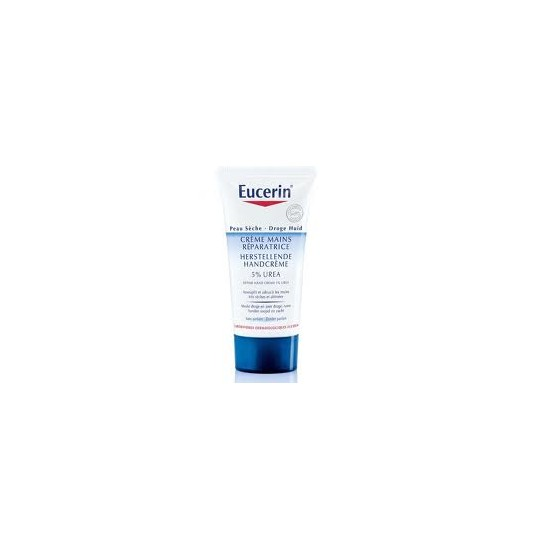eucerin uree 5% cr mains
