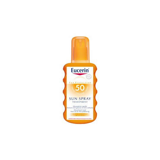 eucerin sol 50 spray