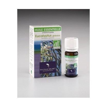 eucalyptus globulus huile essentielle bio Valnet 10ml