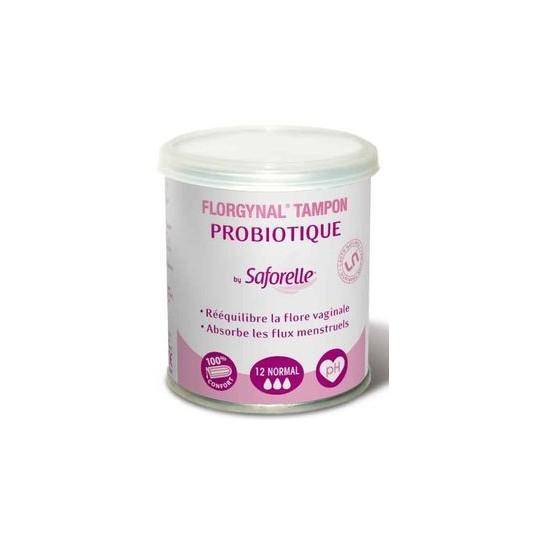 Florgynal Tampon Normal Boite de 12