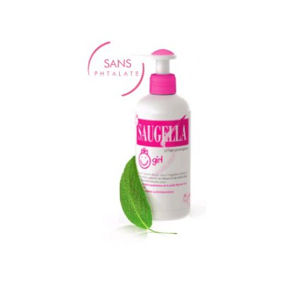 Saugella Girl Flacon Pompe 200ml