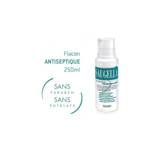 Saugella a-sept Flacon 250ml
