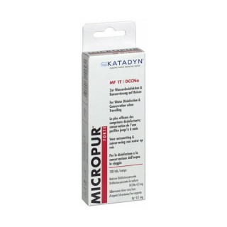 Micropur Forte 100Cp