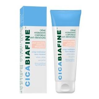 Cicabiafine Crème Hydratante Corporelle Anti irritations 200ml