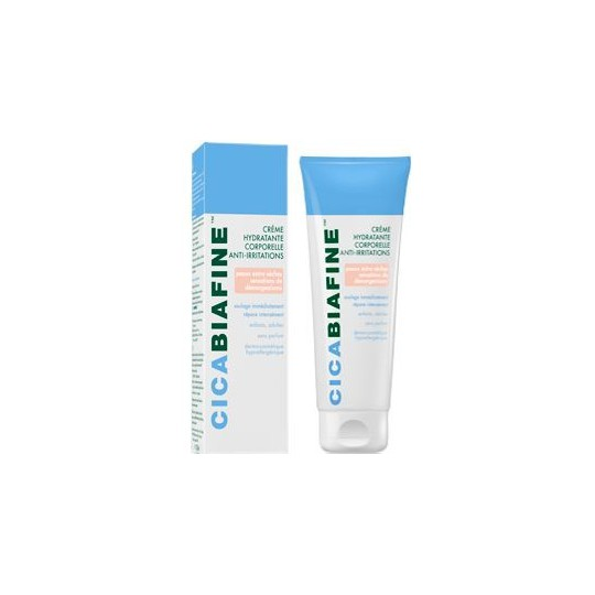 Cicabiafine Crème Hydratante Corporelle Anti irritations 200ml