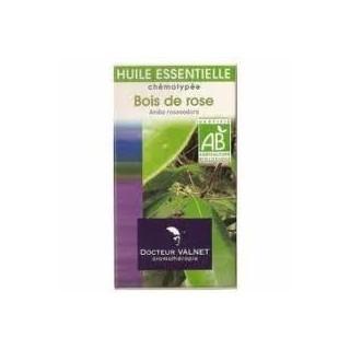 bois de rose huile essentielle bio Valnet 10ML