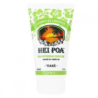 Hei Poa Shampooing Douche Tiare 150ml