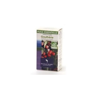 gaultherie huile essentielle bio Valnet 10ml