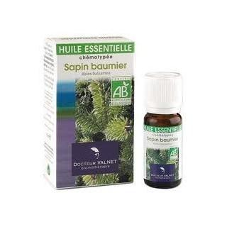 sapin baumier huile essentielle bio Valnet 10ml