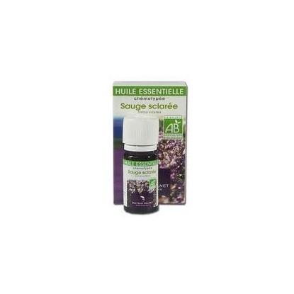 sauge sclarée huile essentielle bio Valnet 10ml