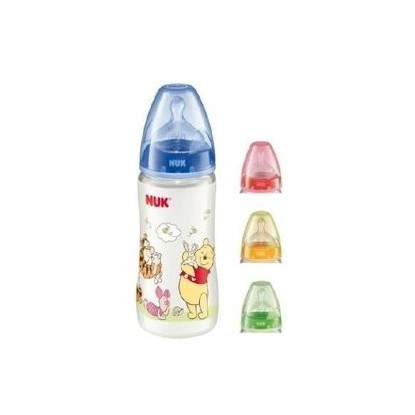 Nuk Biberon First Choice Incassable 300ml Winnie