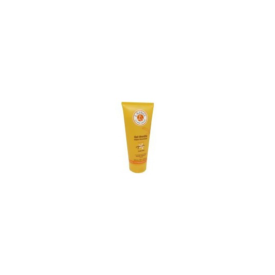Laino gel douche vanille ambree 200ml