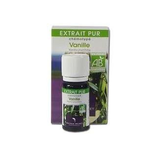 vanille huile essentielle bio Valnet 10ml