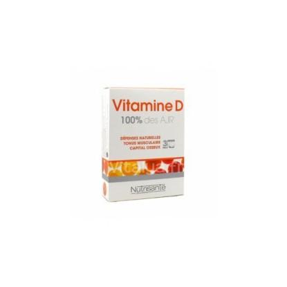Vitamine D Nutrisanté 90C