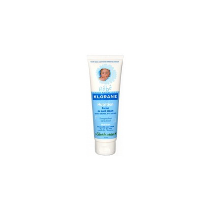 Klorane Bébé Cold Cream 125ml