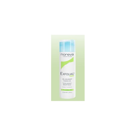 Exfoliac Gel Mousant Flacon 200ml