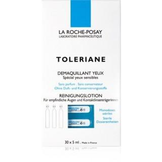 LRP Toleriane démaquillant yeux 30 dosettes