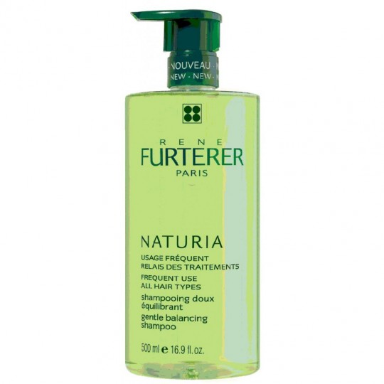 René Furterer Naturia Shampooing 500ml