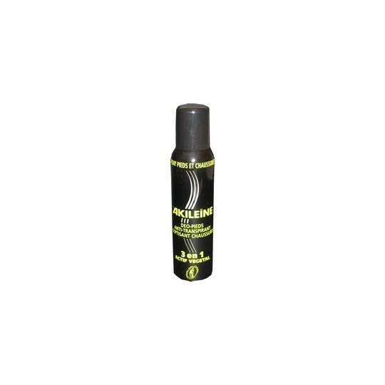 Akileïne déo-spray pieds 3en1 150ml