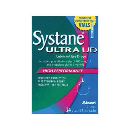 Systane ultra UD alcon 3x0,7ml