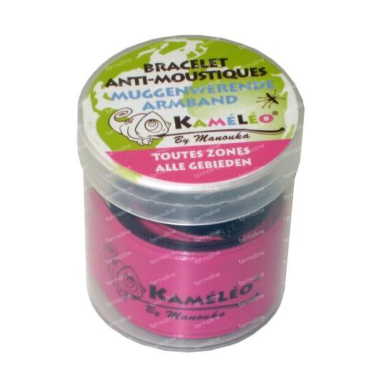 Manouka bracelet anti moustique