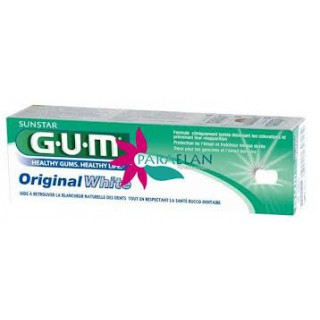 Gum Dentifrice Original White Blancheur 75ml